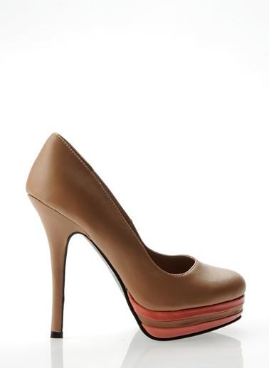 Canzone Ayakkabı Pudra